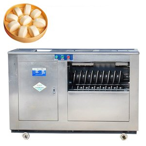 Aço inoxidável Dough Divisor e pão cozido no vapor máquina de formação de massa bola que faz a máquina para venda Padaria Pizza automática Dough Divisor 220V