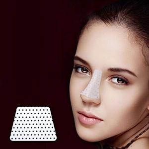 Reshape Nose Job Rhinoplasty Verwendung Trapezoid Nasen Immobilisation Splint Thermoplastisches Nasenatmungsaktiv Splint Clip-Klammer-Stütz 6 * 3.5 * 3.5cm