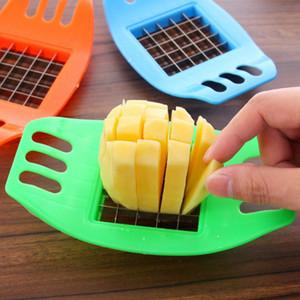 감자 절단 장치 컷 감자 튀김 감자 컷 수동 감자 커터 주방 도구 야채 과일 슬라이서 WX9-1578