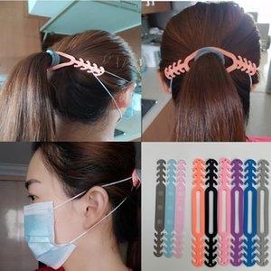 DHL Shipping Mask Hook Strap Buckle Adjustable Anti-Slip Ear Hook Holder Masks Strap Extender Ear Grips Accessories B161F