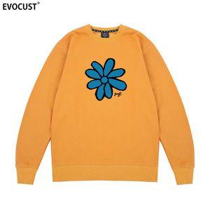 Golf Wang Flower Cherry Bomb Tyler The Creator Hip Hop Skate Sweatshirts Hoodies Men Women Unisex Combed Cotton