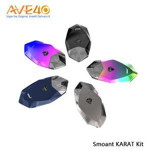 기존 Smoant Karat Pod 스타터 키트 2ML 용량의 Catridge 내장 올인원 시스템 370mAh 내장 배터리 내장