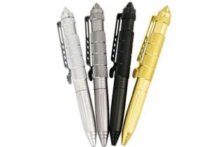 عالية الجودة الشخصية التكتيكي القلم للدفاع عن النفس أداة القلم متعدد الأغراض الطيران الألومنيوم المحمولة