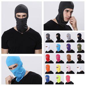 hot Windproof Masks Cycling face mask Winter Warm Bike Sport Scarf Mask outdoor cs mask Camping Cap Party Supplies BandanasT2C5102
