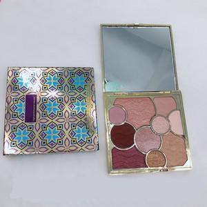 Marke Kosmetik Lidschatten-Palette Make-up 10 Farben Hochleistungs-Naturals Schimmer Matte Makeup Lidschatten-Palette-Kit mit Kleinkasten