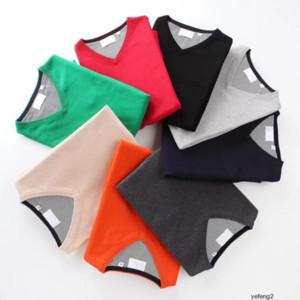 uomini lacoste Mens Designer Maglione coccodrillo Slim manica lunga in maglia ricamo scollo a V Maschio Marca maglioni Asiatica Misura lcM4 8 colori 2XLSHE7