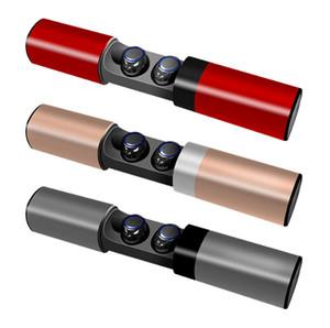 S2 TWS Близнецы Bluetooth наушники IPX7 водонепроницаемый мини-двойной Наушники Наушники вкладыши с зарядки док-станция для универсальных телефонов