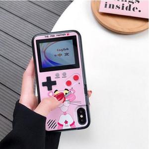 아이폰 8 X Tetris 게임 향수 레트로 26 형식 게임 셸에 대 한 휴대 전화 케이스 아이폰 6S 7 6P / 8P / 7Plus 레트로 게임 콘솔 커버 셸