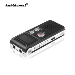 مسجلات الصوت ortable فيديو صوتي رقمي kebidumei 8GB 3in 1 البسيطة USB فلاش محرك الأقراص الرقمية الصوت مسجل صوت 650Hr Dictap ...