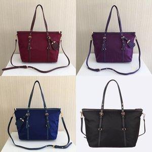 Classic Wholesale Capacity Cloth Nylon Shopping Bag Waterproof Parachute Bag Oxford Handbag Shoulder Female Large Messenger Handbag Com Ibqc