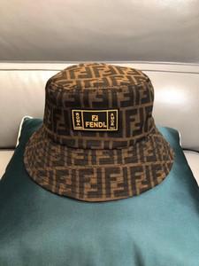 2020 versión coreana de la letra de la familia burro moda de impresión completa del dril de algodón grandes aleros sombrero de pescador tendencia femenina sombrero cuenca 11