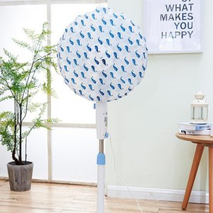 Fan Guard Circle Dust Cover For Household Protection Cap Dustproof Fan Cover Round Home Diameter 50cm