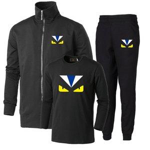 camisola de alta qualidade Pares ocasionais hoodies em torno do pescoço T das mulheres dos homens dos homens 3 cores A2020 homens