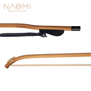 NAOMI Erhu Bow Violin Bow cinese Mongolia Crine di cavallo Accessori per archi di alta qualità Accessori nuovi