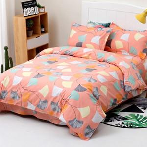 New alta qualidade Moda cute desenhador cama de quatro peças conjunto de três peças de explosão Models Home Textiles Cama Hot Quilt cama capa