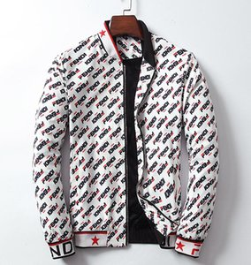 High-End internationalen neuen Stil Jacke modische Jacke Superqualität der europäischen und amerikanischen Bestseller Fein Brief Männer Frauen Mantel