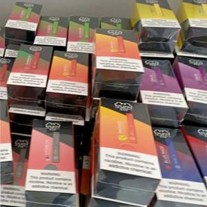 Novità del soffio del dispositivo monouso Bar Starter Kit 280mAh Batteria Vape Pen 1.3ml cartucce 20 colori Stig usa e getta