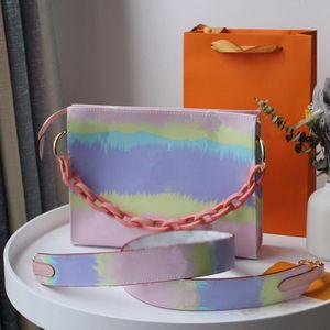 donna borsa progettista crossbody Pochette estive di moda borsa del progettista IGIENICA SACCHETTO XL donne tote bag borse catena ESCALE