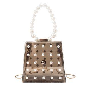 concepteur rose Sugao sacs à main sac chaîne de concepteur de sac à main pour femmes fille été sac perle épaule