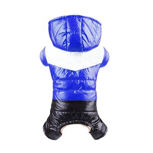 Hot Sale Winter Pet Dog Clothes Warm Down Jacket Waterproof Coat S-XL Hoodies For Chihuahua Small Medium Dogs Puppy