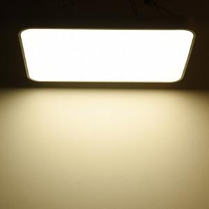 72W Ultrathin moderne LED plafond lumière vers le bas Spots encastrés ultramince panneau LED lampe pour salle de bains Cuisine Salon Place