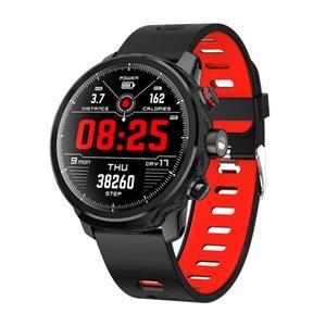 Smart Watch Sport Track Entertainment Herzfrequenz-Blutdruck-Schlaf-Monitor Intelligentes Armband IP68 wasserdichter Fitness-Tracker