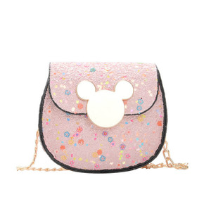 INS 귀여운 미니 여자 가방 패션 장식 조각이 아이 가방 여자의 어깨 가방 아이 메신저 가방 아이들은 지갑 가방 B1159 어린이 여자 지갑