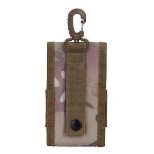 Camouflage Sac suspendu Sacs pour téléphone portable Paquet de sports en plein air Gadgets Portable Multicolore Divers style Vente chaude 5 5rjf1