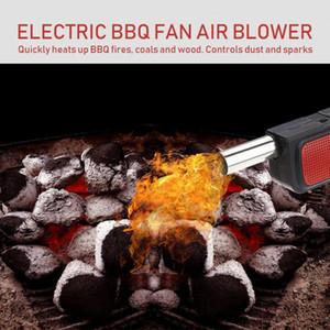 Outdoor Electric Barbecue Hair Dryer Portable Air Blower Electric Air Blower Barbecue Tool Outdoor Barbecue Tools Ferramentas