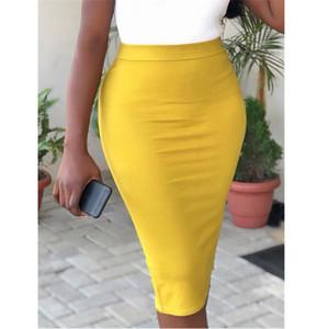 Summer Womens Hip Dresses Sexy Plus Size Fashion Solid Color Commute Short Dresses Women Office Style Dress