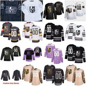 2020 All Star 67 Max Pacioretty 29 Marc-Andre Fleury Vegas Golden Knights Хоккейные Майки 61 Mark Stone 71 William Karlsson Ryan Reaves