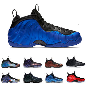 Ben Gordon Penny Hardaway Hommes Chaussures de basketball mousse one Doernbecher Hyper Crimson Alternate Galaxy OG Royal Olympic Sports Sneakers 41-47