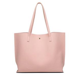 Fashion Women Girls Simple Tassels Leather Bag High Capacity Girls Solid Leather Shopping Handbag Shoulder Tote Lovely Bag #LR4