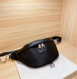Дизайнерские роскошные поясные сумки высокое качество кожа сумка грудь пакет CFY20042243