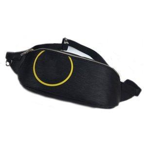 54new! علامة الأمتعة 319variety الموضة محافظ حقيبة الصدر المتاحة في سبعة ألوان أسلوب ضروري في الصيف حقيبة 24x11CM