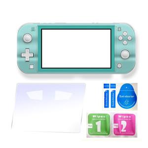 Écran haut de gamme 2.5D Verre trempé clair avant Protecteur Film de protection Renforcé pour Nintendo et Switch Lite Commutateur Non Retail Package