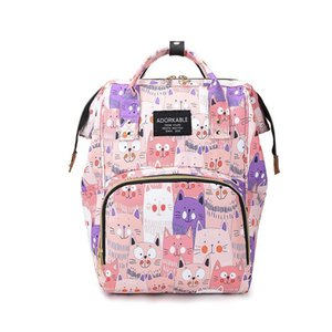 Diaper Bags Backpack For Moms Waterproof Large Capacity Mummy Maternity Nappy Babies Bag Women's Fashion Bags
