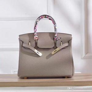 Bag designer bags Platinum Luxury 31Classic shoulder Clemence Top layer leather 2018 brand fashion famous women handbags crossbody waist