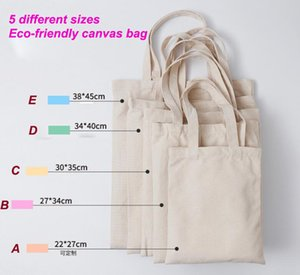 Customizable Solid Canvas Casual Tote shoulder bags reusable DIY handbags eco friendly shopping bag,Reusable Foldable Shoulder Bag on sale