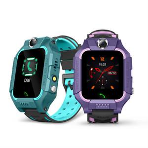 Kinder Smart Watch Telefon-Kamera-verlorener Ort für Kinder Smart Watch Baby-SOS Call Tracker Telefon Uhren LBS Positionierung Temperatur