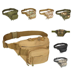 Outdoor Riding Waist Hiking travel suitcase sports bag luxury designer fannypack waist bag Sports Close Pockets Portable Accessories Kit