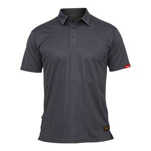 Pavehawk estiramiento elástico Senderismo camisetas verano de los hombres del deporte al aire del ejército camisetas táctico camiseta tes cortas de trabajo Botón Deber 5XL