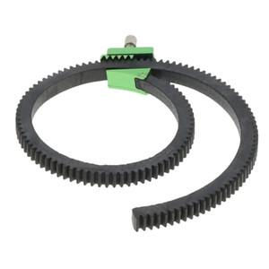 Takip Focus için FFGR-02 Ayarlanabilir Dişli Yüzük Kuşak (Green ile Siyah)