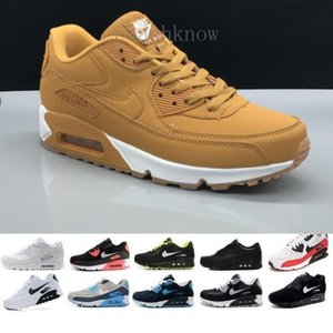 2018 Hot Sale Cushion 90 casual Shoes Men 90 High Quality New casual Cheap Sports Shoe Size 40-45 K56L