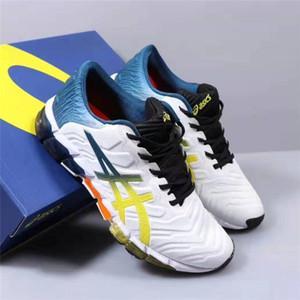 2019 أحذية GEL-QUANTUM 360 5 أحذية رياضية سوبر ستار MEN سميث الرياضة GEL-QUANTUM 360 5 الاحذية يورو 40-45