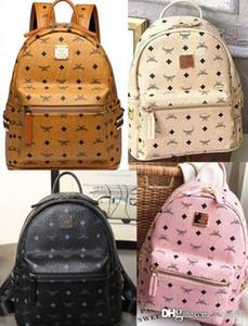 Erkekler Kadınlar Tasarımcı Sırt çantaları Büyük Kapasiteli Moda Seyahat Çantaları okul çantalarını Klasik Stil Açık Seyahat Sırt Çantası Üst Kalite