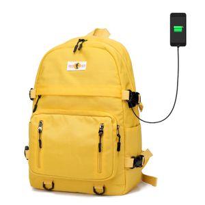 2019 yeni naylon öğrencinin okul çantası kadın Kore Kampüs Öğrenci sırt çantası okul çantası erkek Sırt Çantası Seyahat hobi çanta