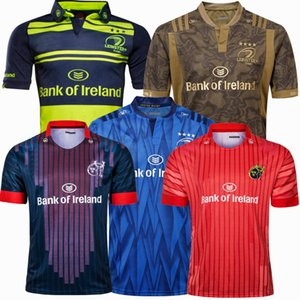 Top Novos 2019 2020 LEINSTER Munster Rugby Jerseys Rugby League Jersey 19 20 camisas