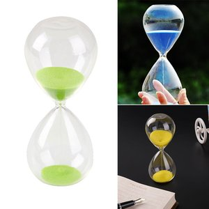 Desk Decor Hourglass Purple Watch Color Timer Color Designed Gifts Clock Creative Sandglass Hourglass Hourglass Home Decor