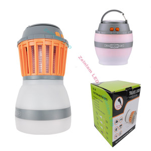 UV-C LED Mosquito Killer Lamp USB Powered Insect Killer Non-Toxic UV Protection friendly Silent for Pregnant Women and Babies